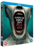 American Horror Story - Freak Show [Blu-ray] [2015]