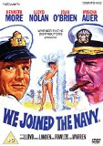 We Joined the Navy DVD