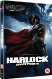Harlock Space Pirate [DVD]