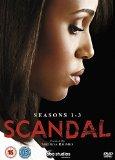 Scandal - Season 1-3 [DVD]