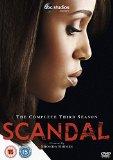 Scandal - Season 3 [DVD]
