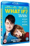 What If [Blu-ray] [2014]