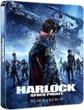 Harlock Space Pirate Collectors Edition Steelbook 3D/2D [Blu-ray]