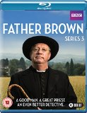 Father Brown Complete Series 3 (BBC) [Blu-ray]