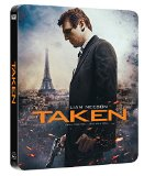 Taken - Limited Edition Steelbook [Blu-ray] [2009]