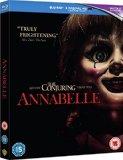 Annabelle [Blu-ray] [2014] [Region Free] Blu Ray
