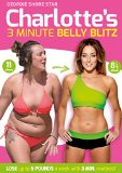 Charlotte Crosby's 3 Minute Belly Blitz  [2014] DVD