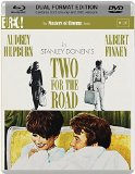 Two for the Road (1967) Dual Format (Blu-ray & DVD) [Masters of Cinema]