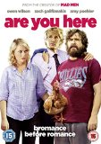 Are You Here [DVD]