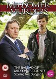 Midsomer Murders: Series 17 - The Ballad Of Midsomer [DVD]