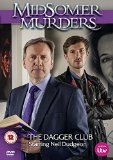 Midsomer Murders Series 17 - The Dagger Club [DVD]