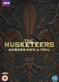 The Musketeers - Series 1-2 [DVD]