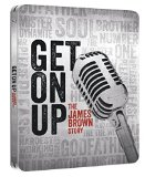 Get On Up - Limited Edition Steelbook [Blu-ray] [2014]