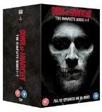 Sons Of Anarchy: Complete Seasons 1-7 DVD