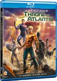 Justice League: Throne Of Atlantis [Blu-ray] [Region Free]