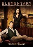 Elementary: The Third Season [DVD]