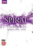 Spiral: Series 1-5 [DVD]