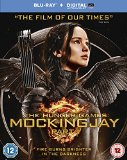 The Hunger Games: Mockingjay Part 1 [Blu-ray + UV Copy]