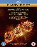 The Hunger Games: Triple Pack [Blu-ray + UV Copy]