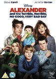 Alexander & The Terrible, Horrible, No Good, Very Bad Day [DVD]