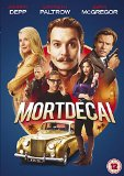 Mortdecai [DVD]