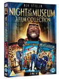 Night at the Museum 1-3 [DVD]