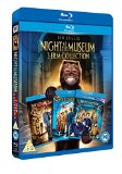 Night at the Museum 1-3 [Blu-ray]