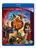 The Book of Life [Blu-ray 3D + Blu-ray + UV Copy]