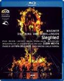 Wagner: Siegfried (Siegfried Staged By La Fura Dels Baus) [Blu-ray] [2010]