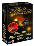 Fast And Furious 1-6 [DVD] [2015]