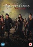 The Vampire Diaries - Season 1-6 [DVD]