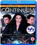 Continuum - Season 3 [Blu-ray] [2015]