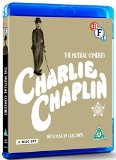 Charlie Chaplin: The Mutual Films Collection (Limited Edition Blu-ray box set)