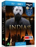 India 4K - UHD STICK+BLURAY 3D [Blu-ray]