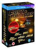 Fast And Furious 1-6 [Blu-ray] [2015]