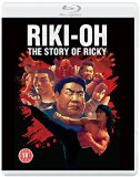 Riki-Oh - The Story Of Ricky [Blu-ray]