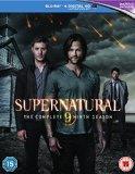 Supernatural Season 9 [Blu-ray] [Region Free]