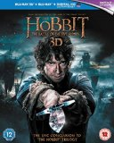 The Hobbit: The Battle of the Five Armies [Blu-ray 3D + Blu-ray] [Region Free]