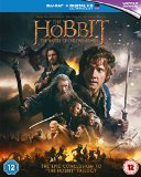 The Hobbit: The Battle of the Five Armies [Blu-ray] [Region Free]