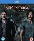 Supernatural: Seasons 1-9 [Blu-ray]
