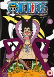 One Piece (Uncut) Collection 9 (Episodes 206-229) [DVD]