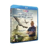 David Attenborough's Conquest of the Skies 3D [Blu-ray]