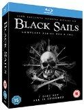 Black Sails Seasons 1 and 2 [Blu-ray]