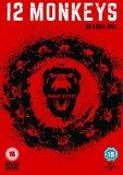 12 Monkeys - Season 1 [DVD] [2014]