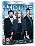 Motive Season - 2 [DVD] [2014]