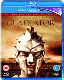 Gladiator - 15th Anniversary Edition [Blu-ray + UV Copy] [2000] [Region Free] Blu Ray