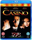 Casino - 20th Anniversary Edition [Blu-ray + UV Copy] [1995] [Region Free] Blu Ray