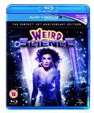 Weird Science - 30th Anniversary Edition [Blu-ray + UV Copy] [1985] [Region Free]