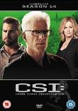 CSI - Crime Scene Investigation: Season 12 [DVD]