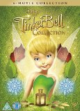 Tinker Bell 1-6 Complete Collection [DVD]